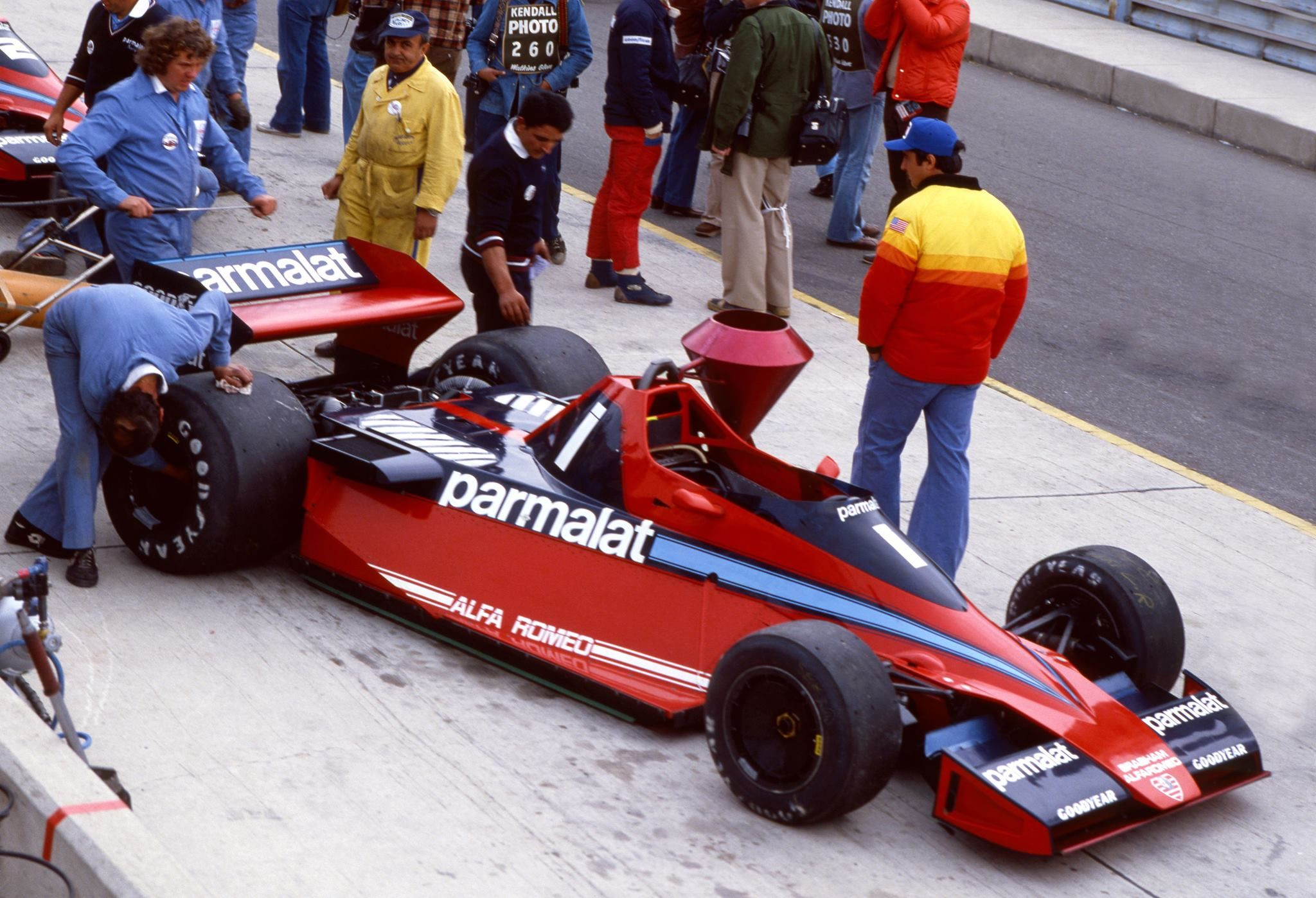 Niki Lauda Brabham BT-46 Watkins Glen 1978 | F1 & LeMans | Pinterest ...