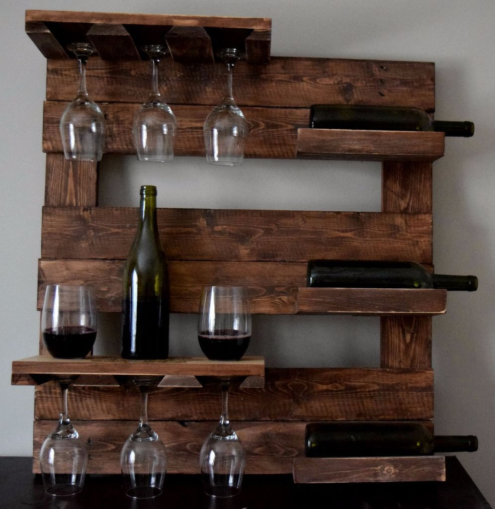 21 Amazing Shelf Rack Ideas For Your Home: Best 25+ Wine Rack Design Ideas On Pinterest