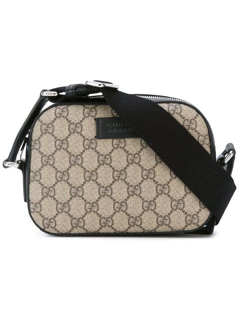a904120675e7 GUCCI GG Supreme shoulder bag. #gucci #bags #shoulder bags #leather ...