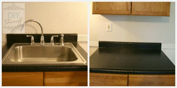 Diy Show Off Rustoleum Countertop Countertop And