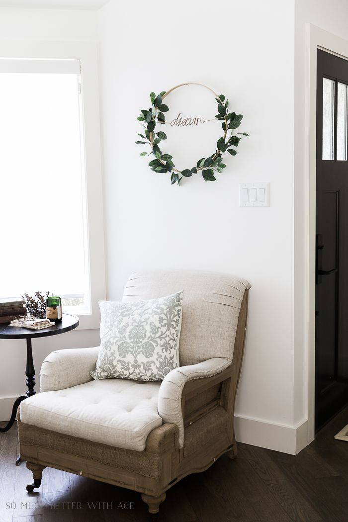Photo of Deciduous tire wreath | So much better with age