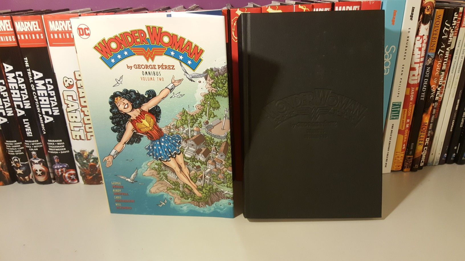 Wonder Woman Vol 2 Omnibus Overview Video Https M Youtube Com Watch V 0i9ygvym7gu Dccomics Deathstroke Comic Book Collection Comic Collection Deathstroke