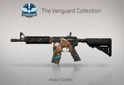 Old M4a4 Griffin
