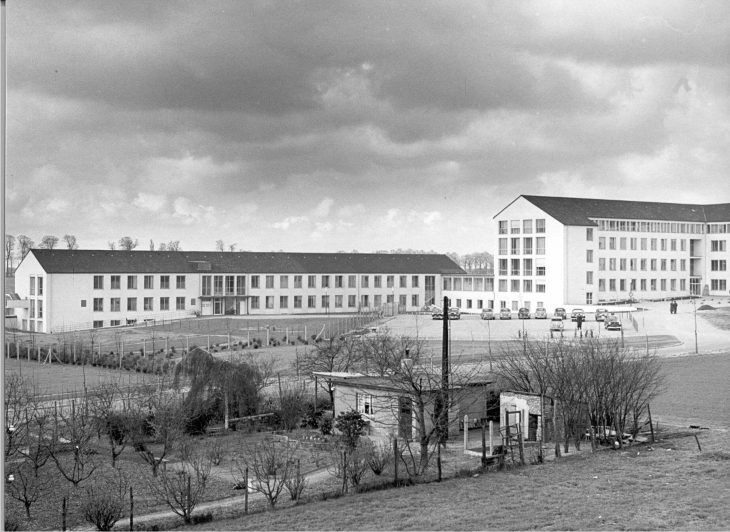 kleveblog » Krankenhaus Ca. heute vor 175 Jahren
