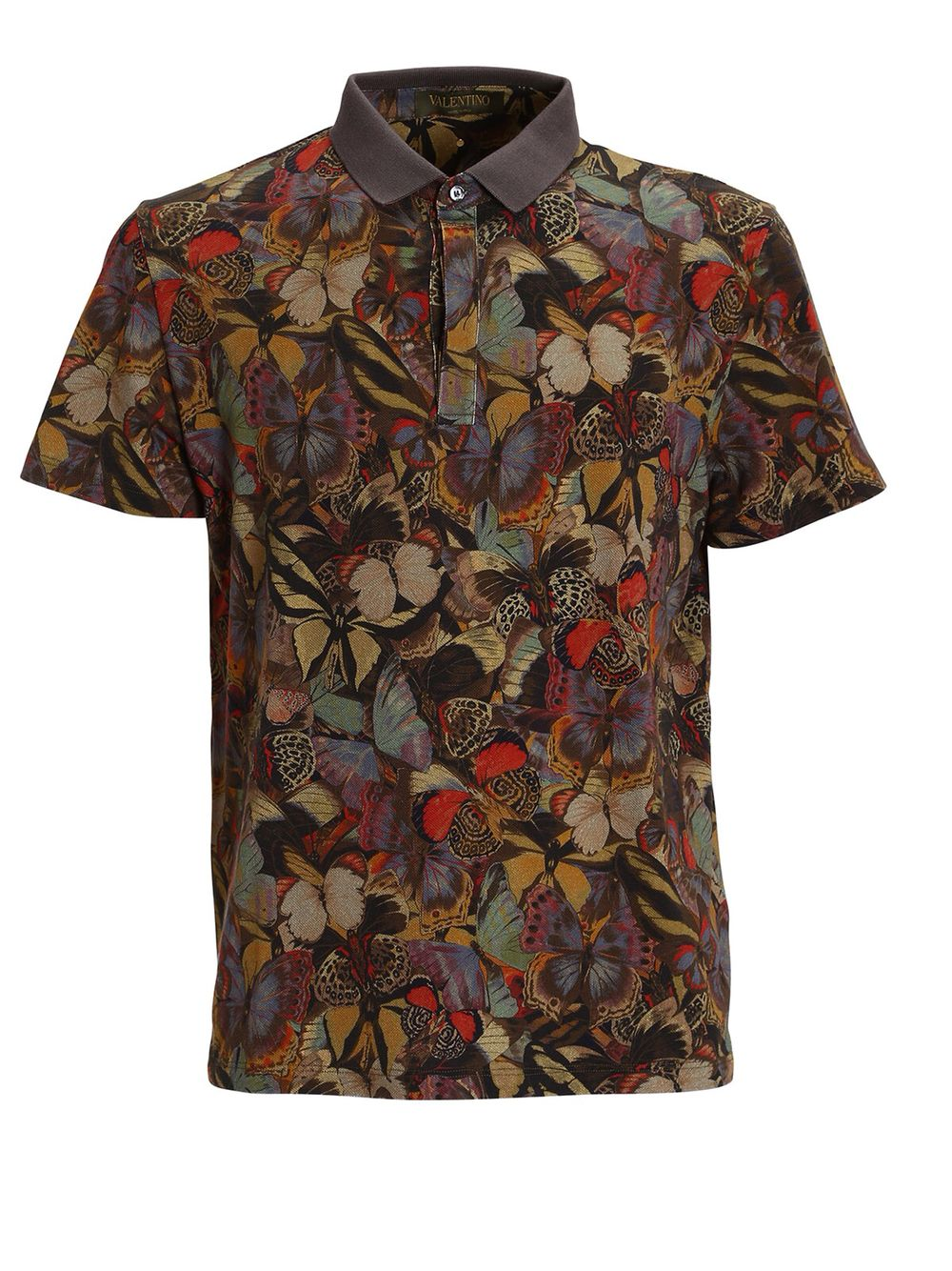 Valentino Butterfly POLO short