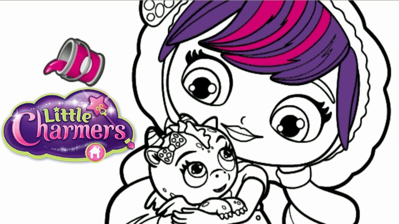 Nick Jr Coloring Book Awesome Little Charmers Lavender Flare Dragon Nick Jr Coloring Book Creative Game For Chi Coloring Books Nick Jr Coloring Pages Nick Jr