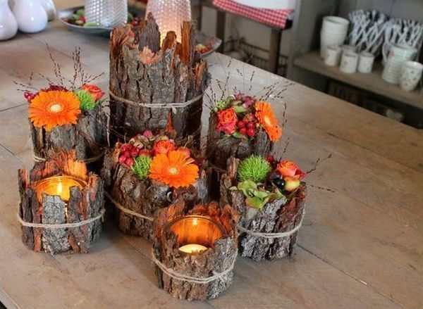 Enjoy the fall colors with spectacular DIY decoration ideas