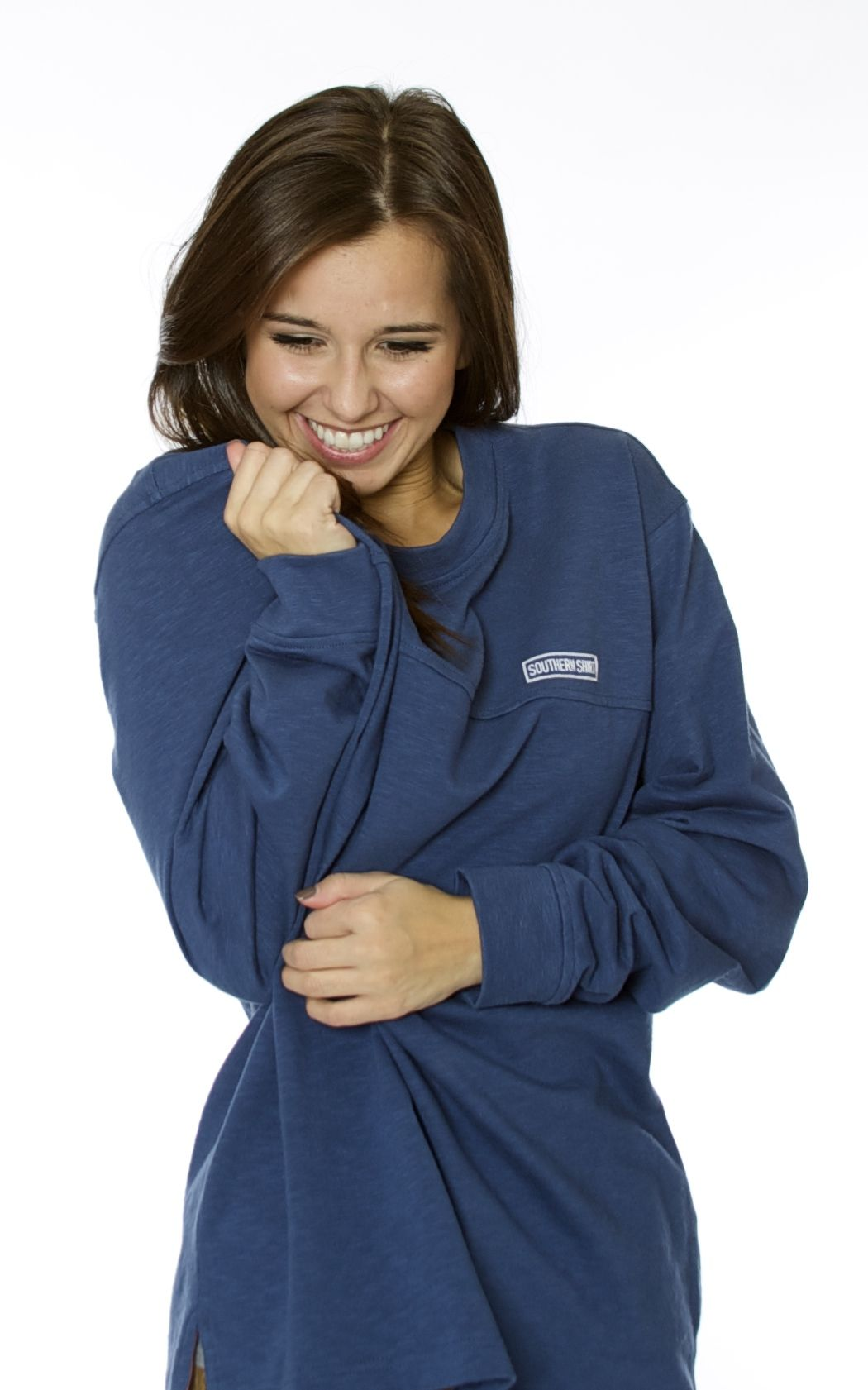 Stay warm and comfy in our oxford Cotton Club Pullover this winter ...