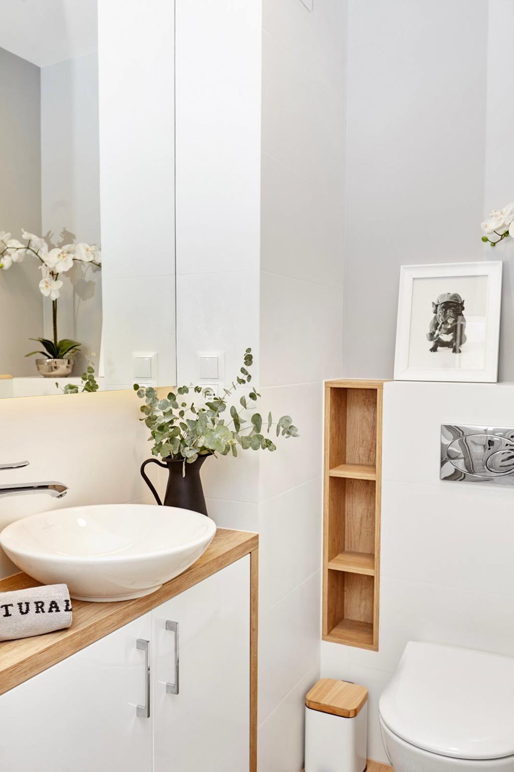 Metamorfoza Mieszkania W Bloku Z Wielkiej Płyty Bathroom