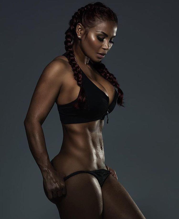 Black Female Masterbating