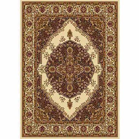 Home Dynamix Royalty Collection Area Rug Transitionaldecor