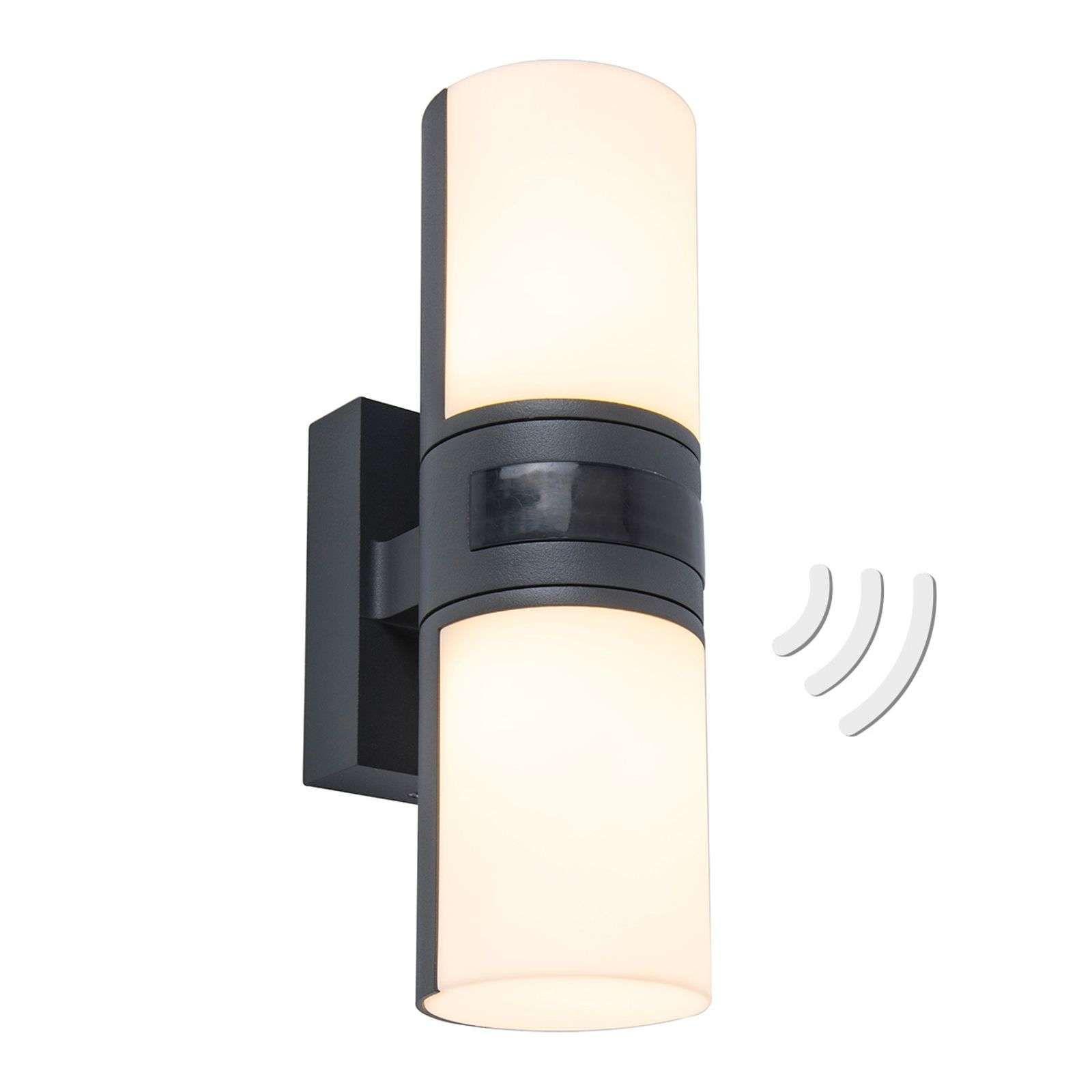 Moderne Aussenwandleuchte Cyra Von Eco Light Schwarz In 2020 Aussenwandbeleuchtung Aussenwandleuchte Wandleuchte