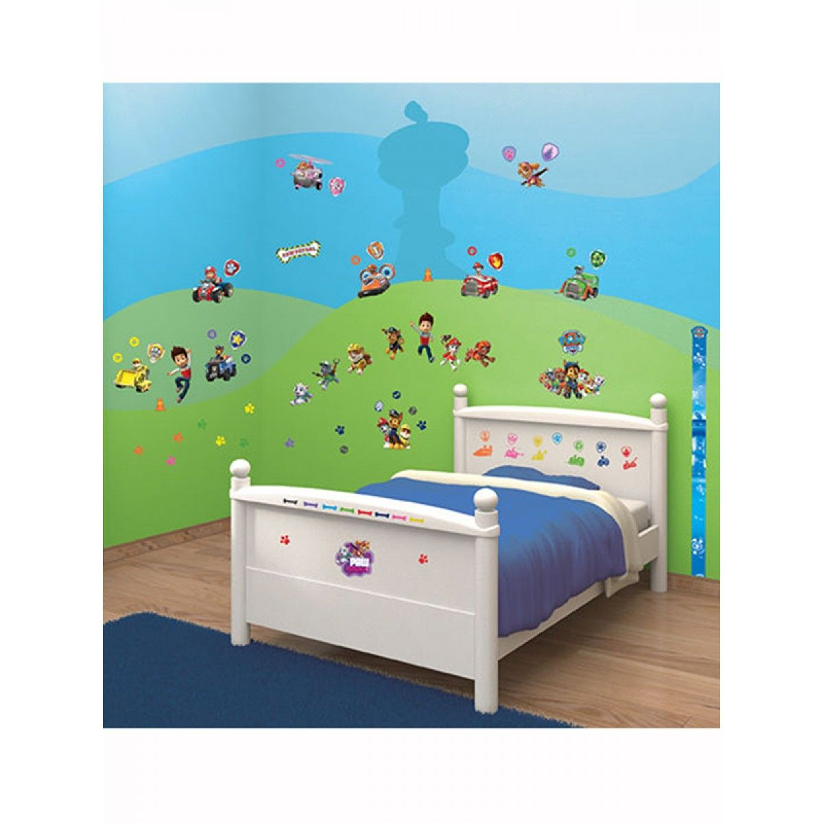 Create A Paw Patrol Themed Room In Minutes Ideal For Bedrooms
