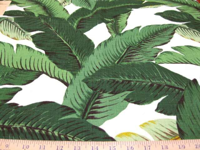 Tommy Bahama Palm Leaf Fabric Office Pinterest
