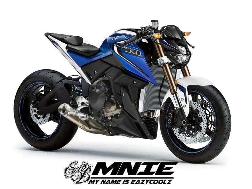 Modifikasi Yamaha Xabre 150 M Slaz 2 Mobil Desain