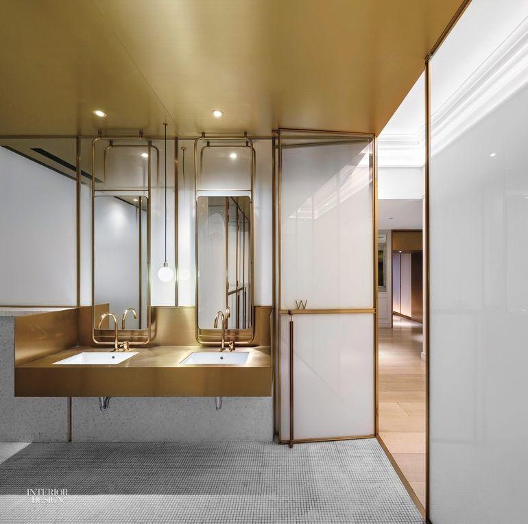 Hotel Bathroom Layout: Jean-Georges By Neri & Hu: 2016 Best Of Year Winner For