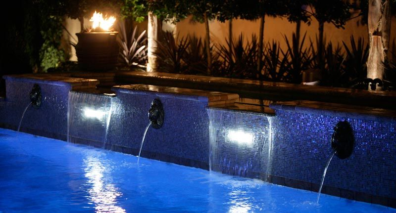 Pool Lights Orlando Pool Lighting Inground Swimming Pool Lights Pool Lighting Pinterest
