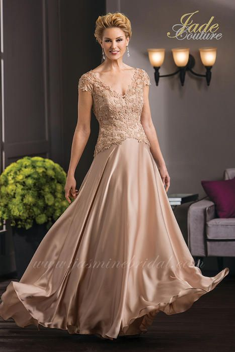 jasmine mother of the bride gowns