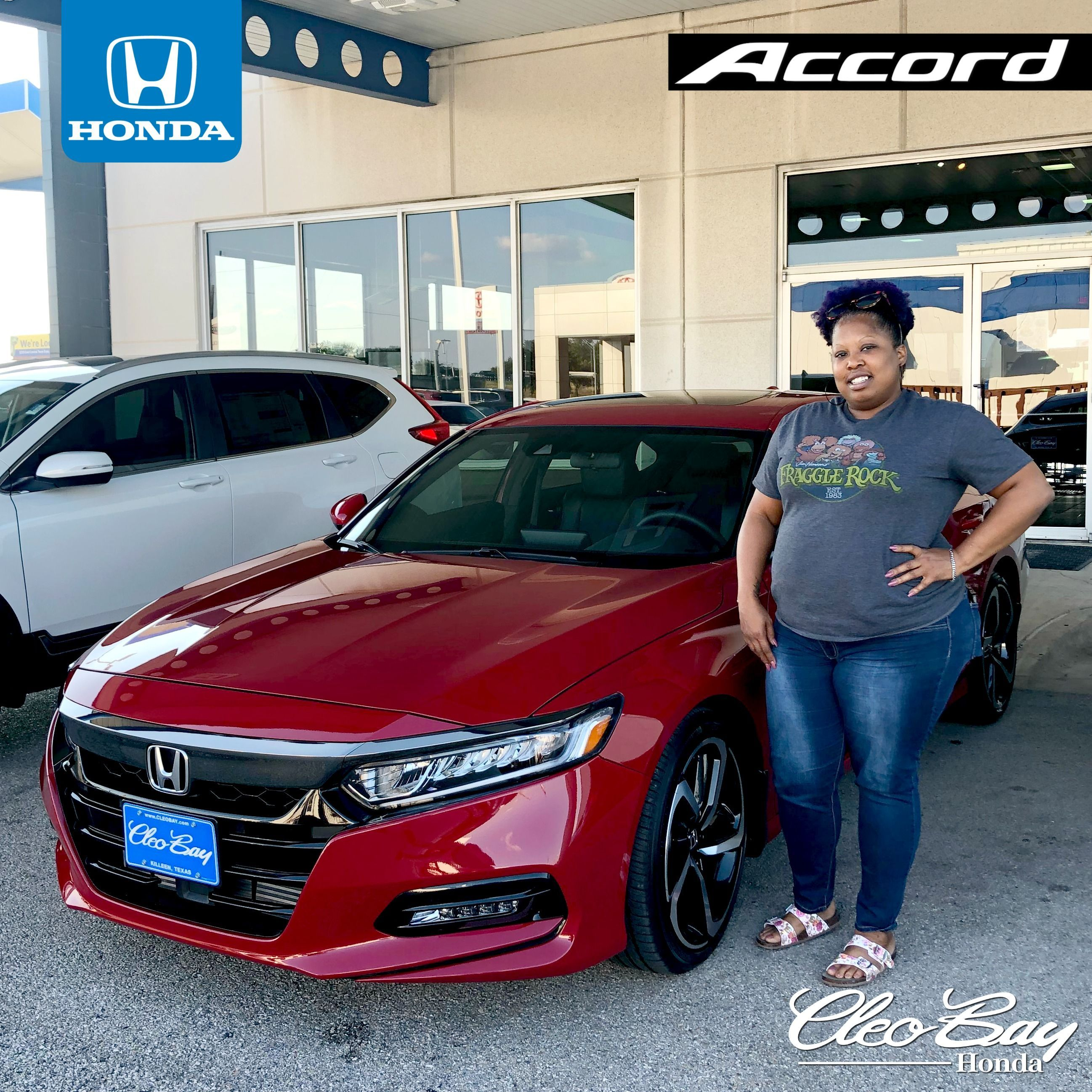 Congratulations Shundra on your recent purchase of a NEW