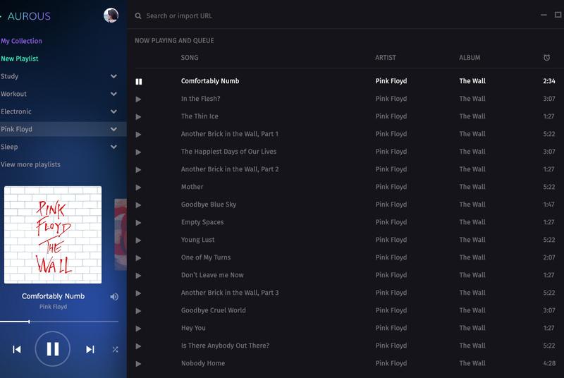 Free musicstreaming app Aurous shuts down following RIAA