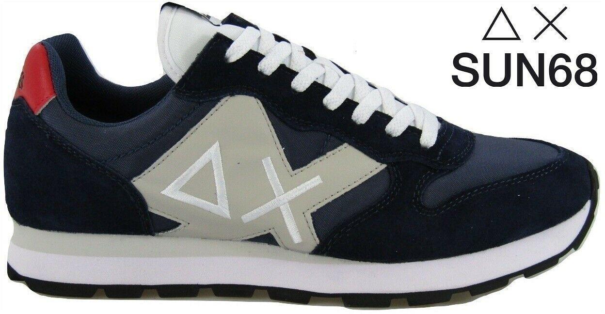 Scarpe da uomo SUN 68 estive Sneakers casual sportive
