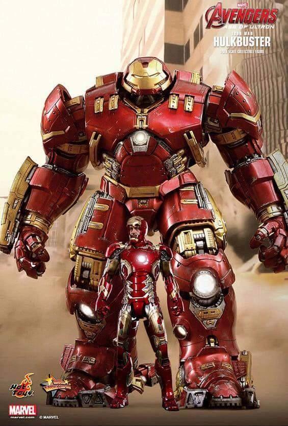 Iron Man Hulkbuster Hot Toys Hulkbuster Iron Man Hulkbuster Iron Man