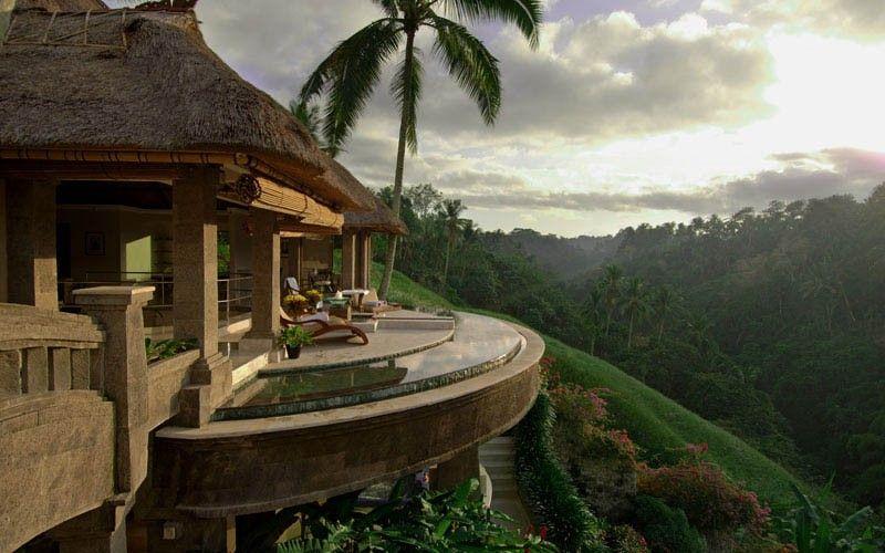 Para esquecer o mundo ● Lembah Spa, Bali
