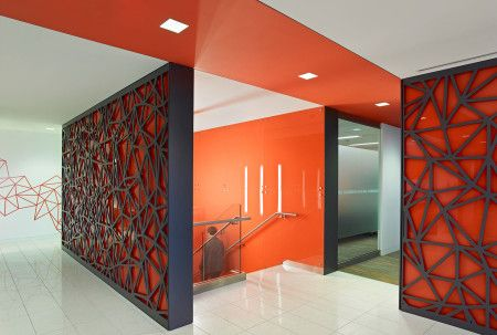 Cool Wall Panel System by Arktura Gensler Calgary Canada