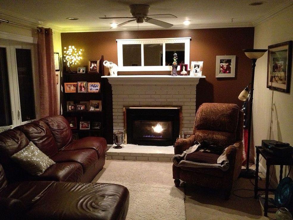 Sitting Room Re Do Room Family Room Home