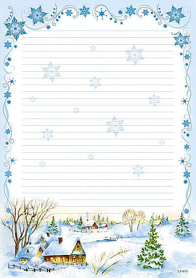 Handy image intended for printable christmas stationary
