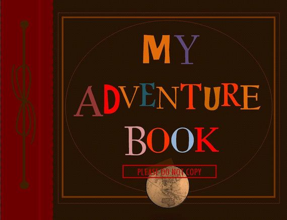 Fabulous image throughout our adventure book printable