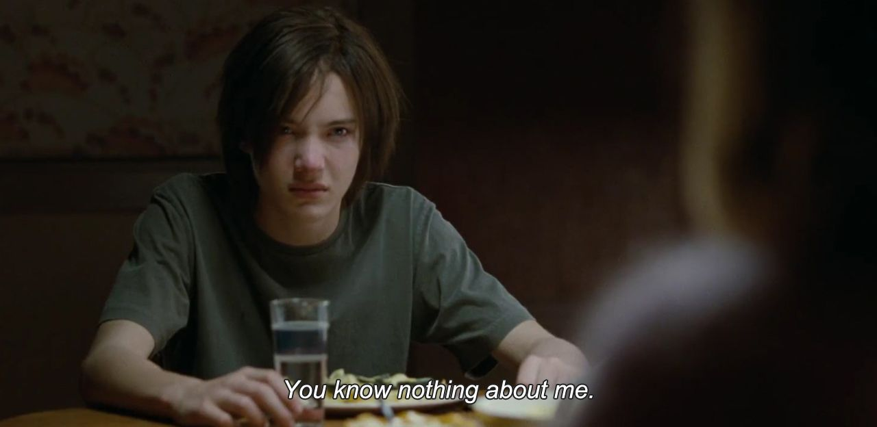 """Mr. Nobody (2009)""""You know nothing about me."""" (With images ..."""