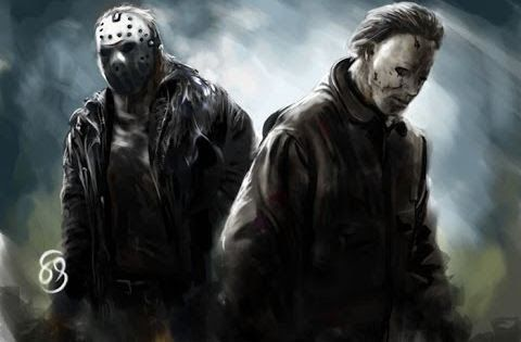 Grudge Match Unlimited 3 Michael Myers vs Jason Voorhees