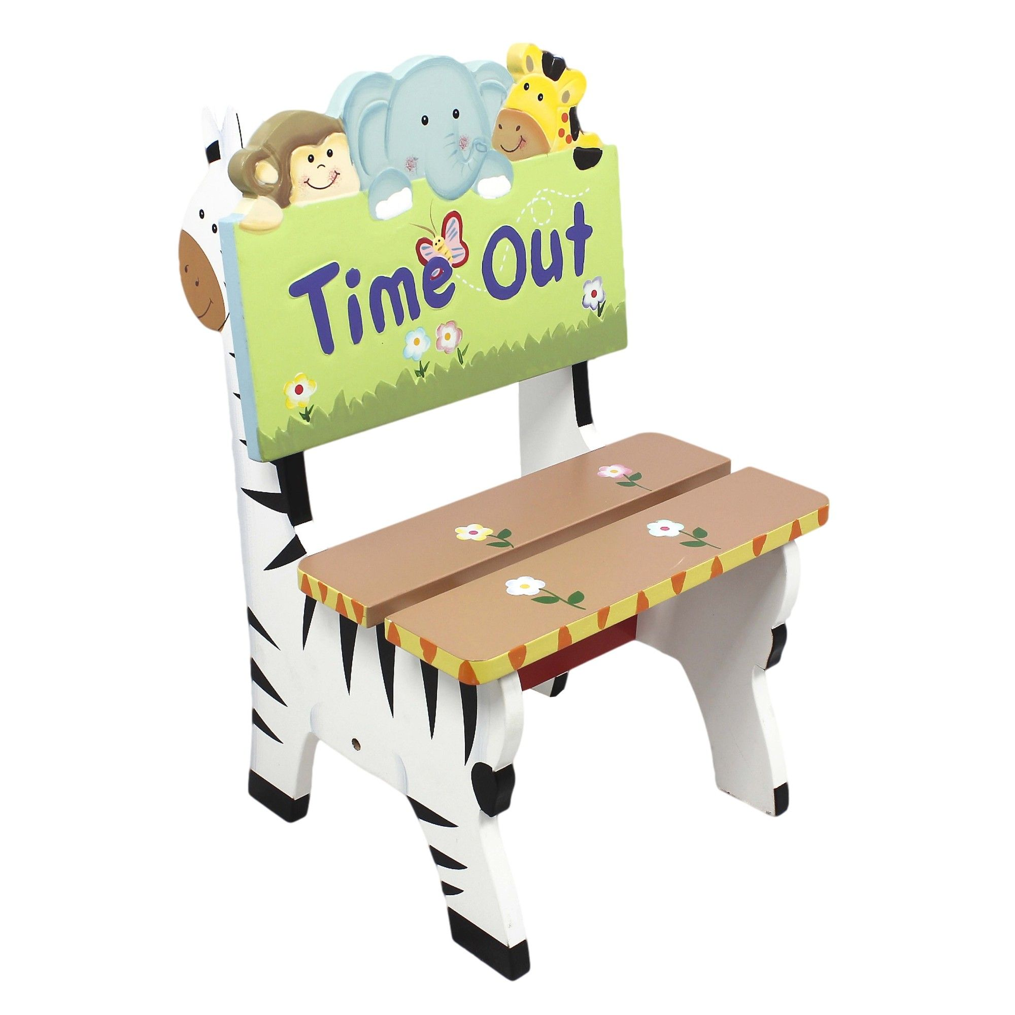 Fantasy Fields Sunny Safari Kids Desk Chair & Reviews -