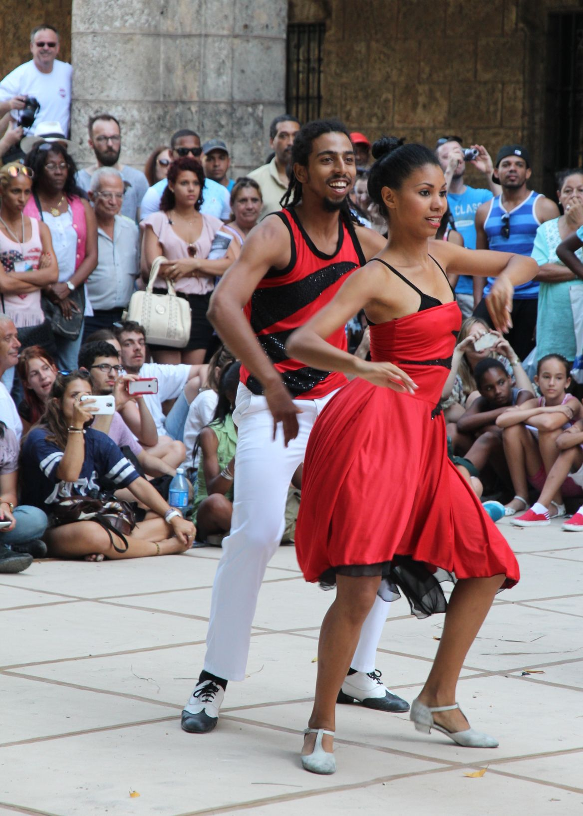 Dance—at the heart of Cuba Cuba dance, Salsa dancing