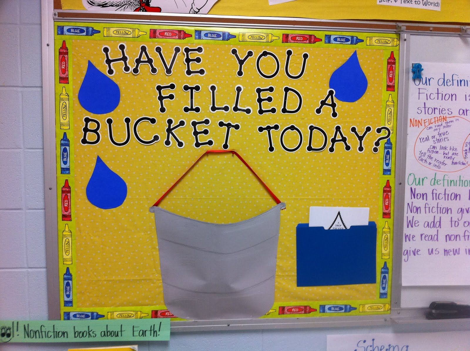 7 Habits Bulletin Board Ideas School