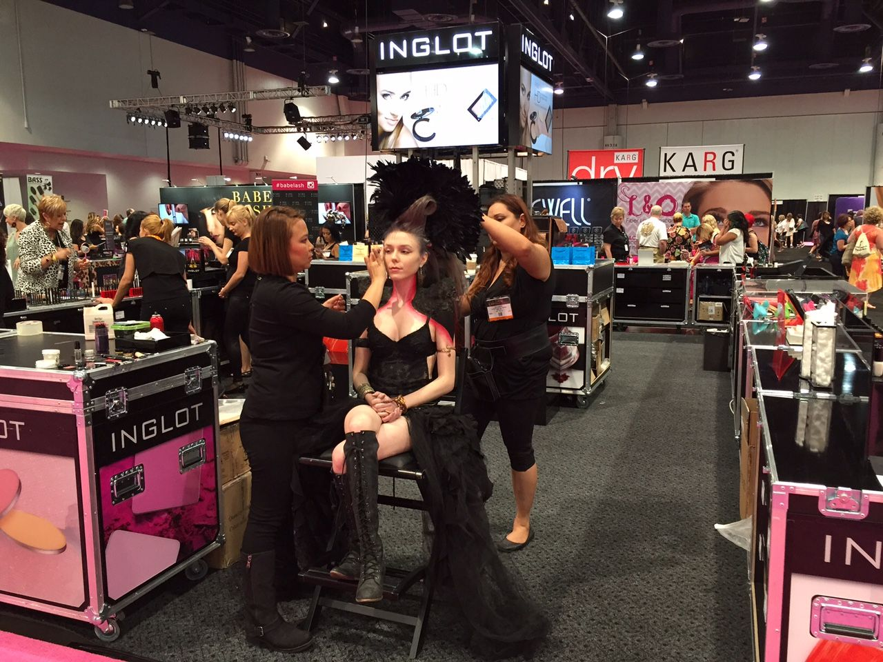 Pin On Beauty Trade Shows