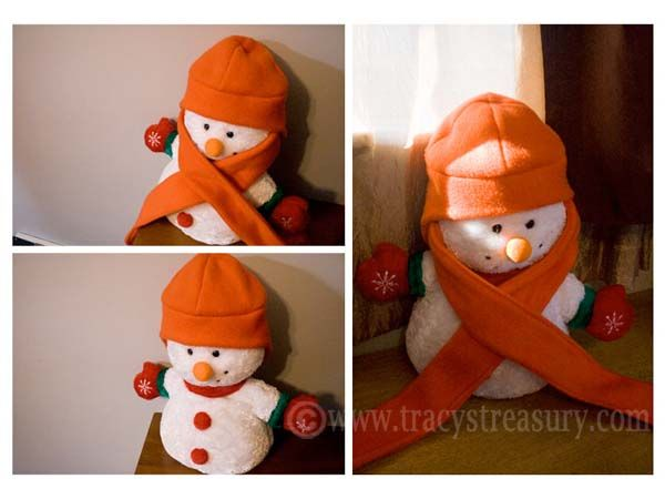 add6a7d3c1e Fleece Hat with Ear Flaps - Tutorial and Printable Pattern ...