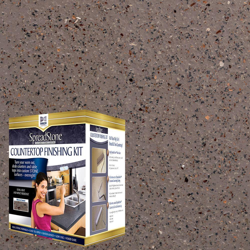 Daich Spreadstone Mineral Select 1 Qt Ironstone Countertop
