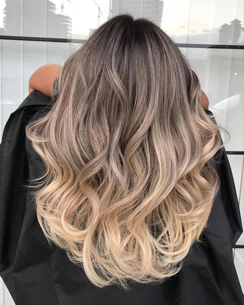 What is the Difference Between Balayage and Ombre Gallery