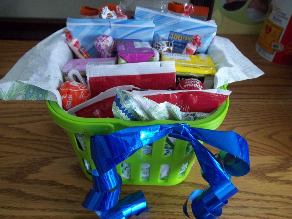 Kids' Birthday Gift Baskets