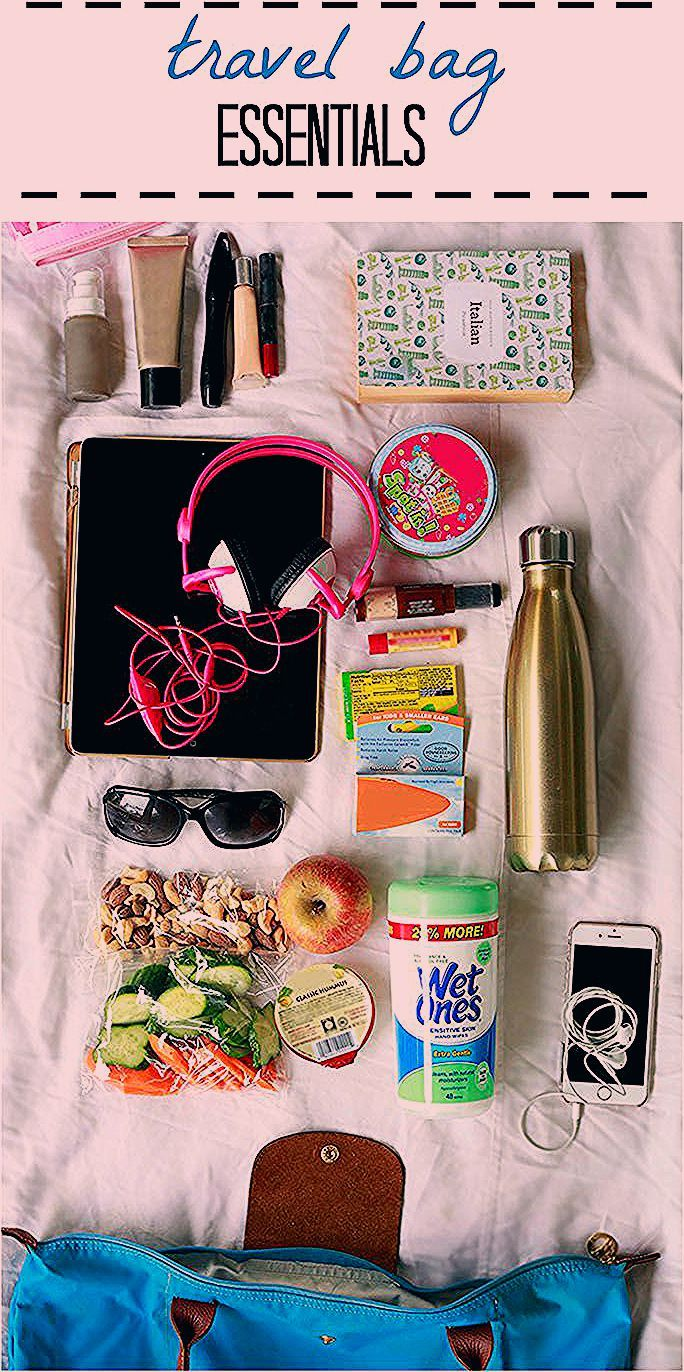 Photo of Travel Carry-On Bag Essentials for Moms
