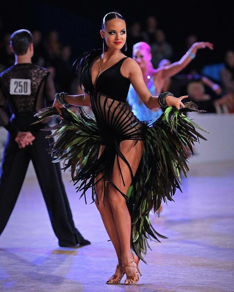 latin dress☆