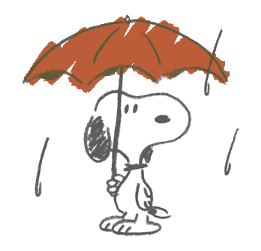 Snoopy Rough Sketches Line Sticker Snoopy Line Sticker Sketches