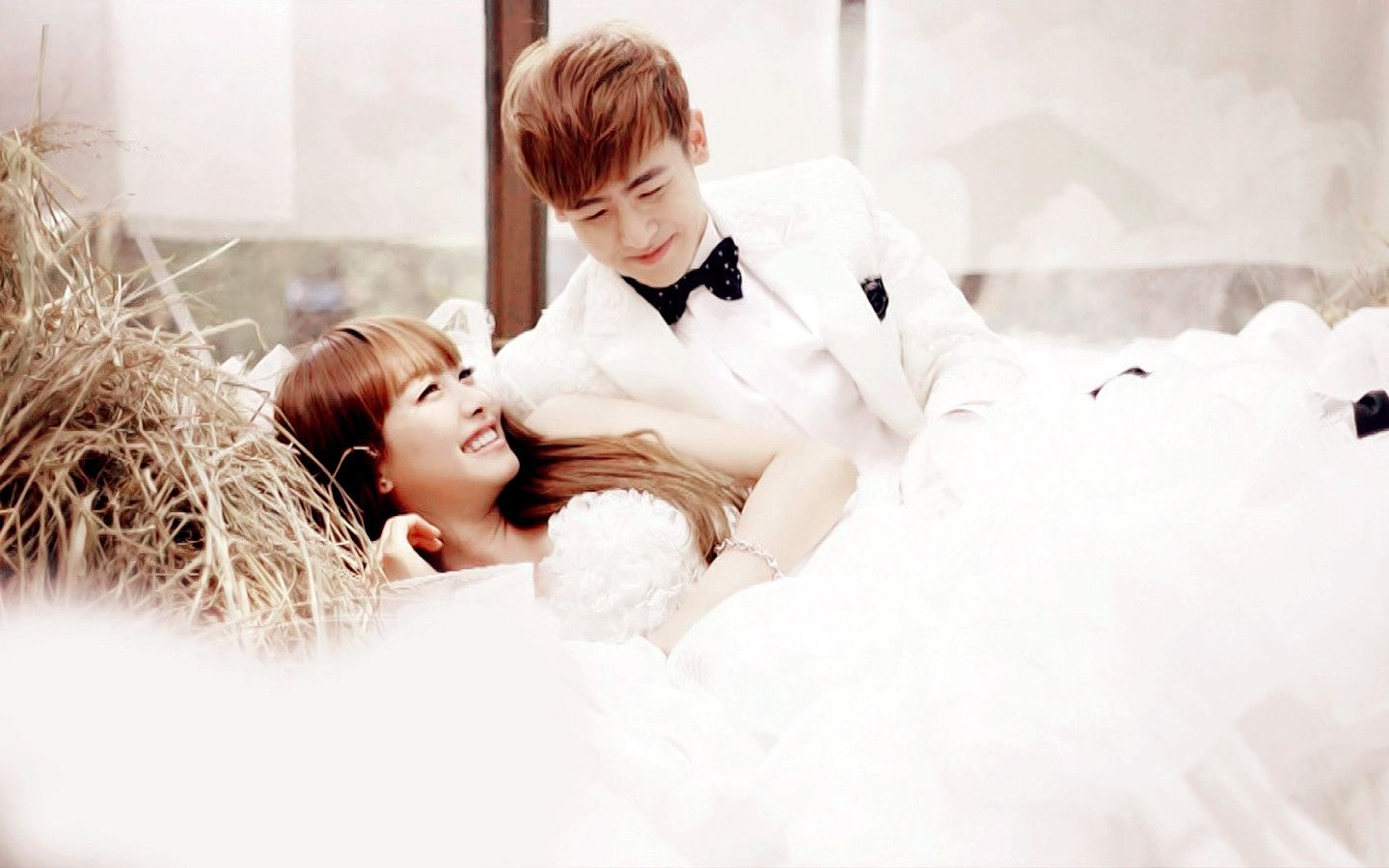 Nichkhun and victoria are they really dating