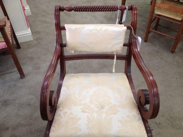 Willett Furniture..Wildwood Cherry Dining Arm Chair