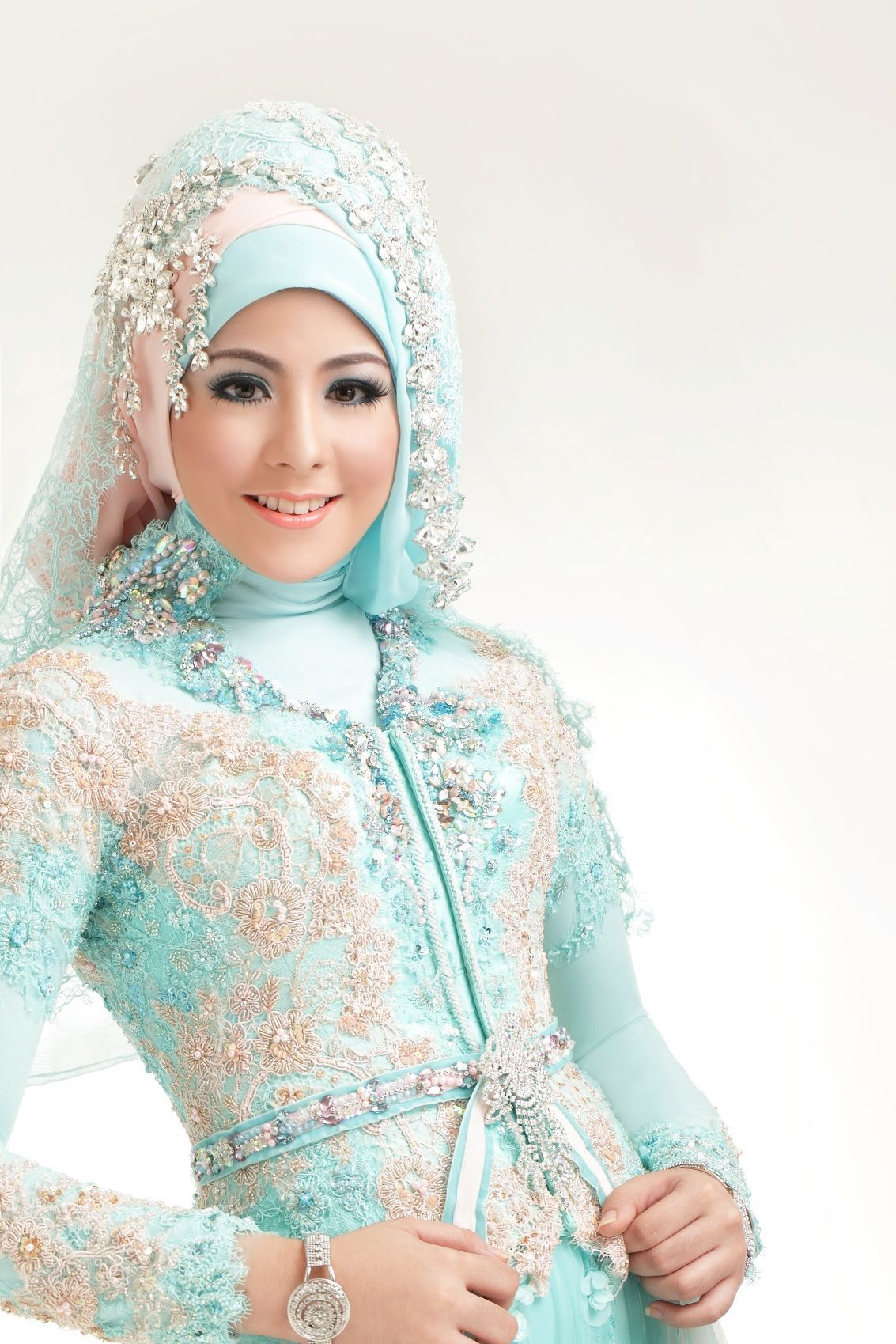 Tata Rias Pengantin Berjilabbajumuslimpengantin Things To Wear