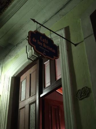 Photo of Cafe de los Artistas