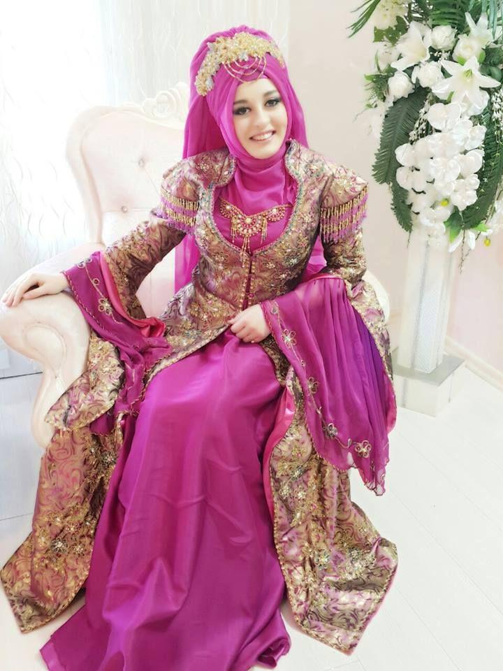 Setr-i Nur Moda Tasarım & Tesettür Gelin Başı Tasarım Giyim | Dugun ...