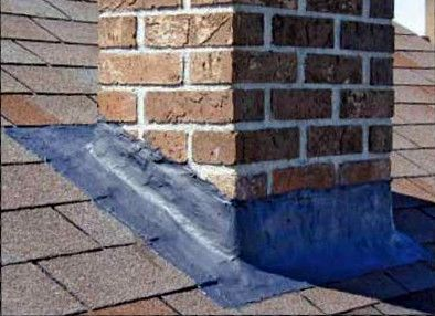How To Fix A Leaking Chimney Diy Fireplace Home Improvement Home Repair
